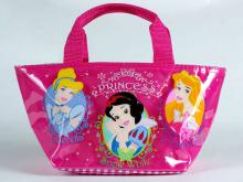 yazi Cute Disney Princess Lunch Bag Handbag Tote 006288